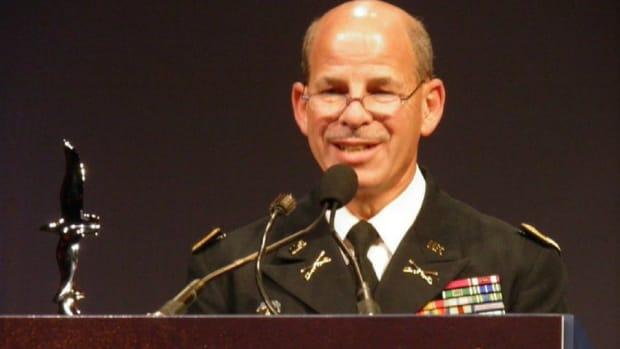 Lieutenant Colonel Justin F. Blum