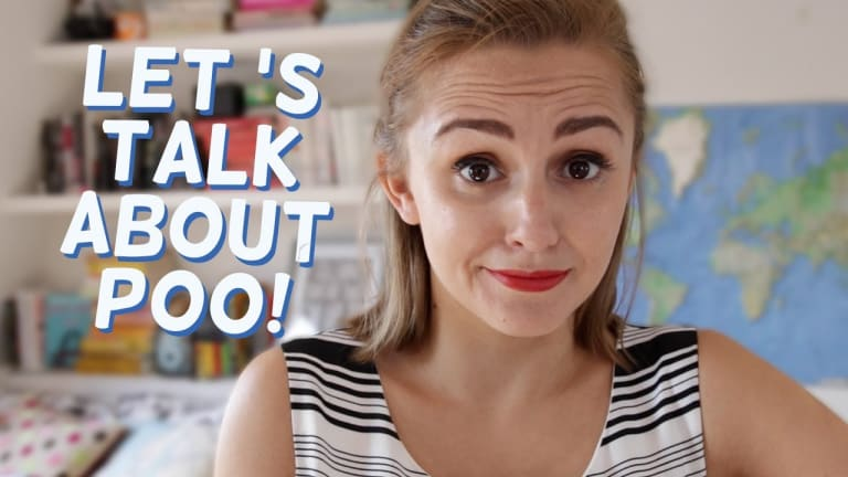 Only Hannah Witton could make going through ostomy surgery sound so delightful.