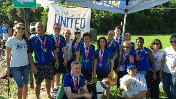 Team Ostomy United-Florida