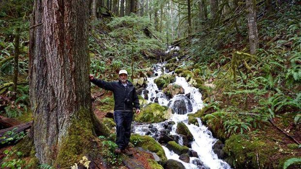Ted Vosk in Alaska