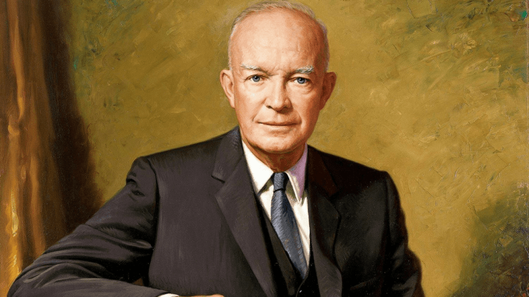 Nine interesting facts about President Dwight D. Eisenhower