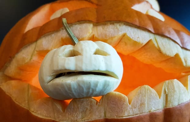 The Most Creative Pumpkins You'll See This Halloween