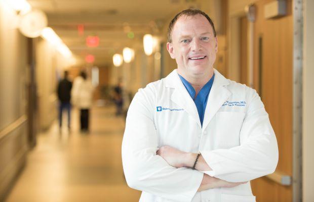 OC Spotlight: Dr. Paul Wischmeyer Brings Humanity To Medicine