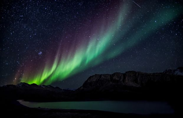 Alaska's Magnificent Landscape Brings Inspiration To Photographer Ted Vosk