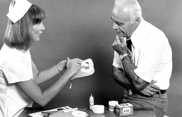 """Edmund Galindo's """"Hope"""" To Improve Ostomy Products In 1958"""