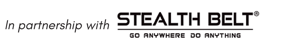 Stealth Belt top SPONSOR BADGE