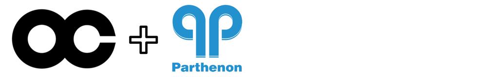 OC + Parthenon lower sponsor badge