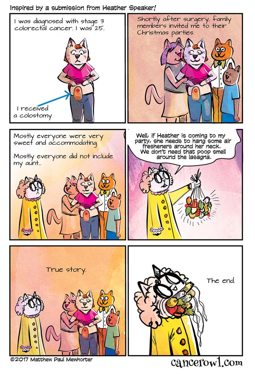 Cancer Owl - smell