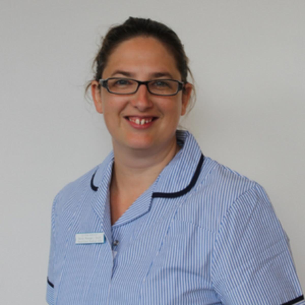 Emma Vernon, Nurse Manager