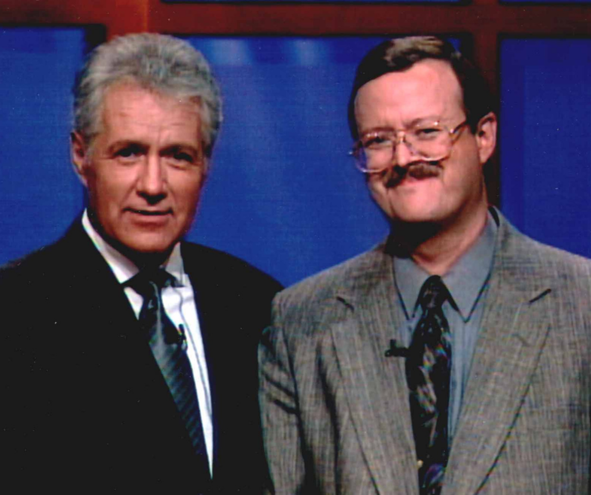 2001: Alex Trebek and Bill O'Donnell