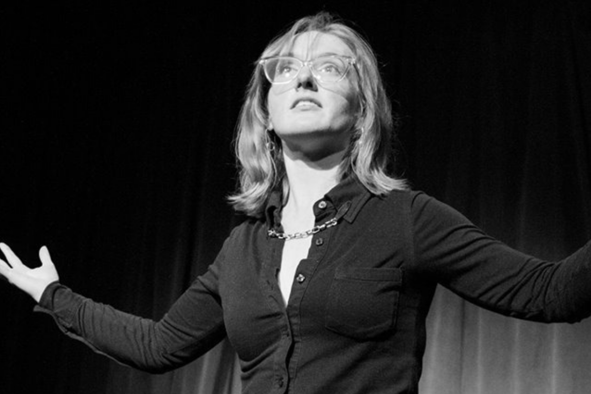 1280x853 Claire Webber stand-up comedian