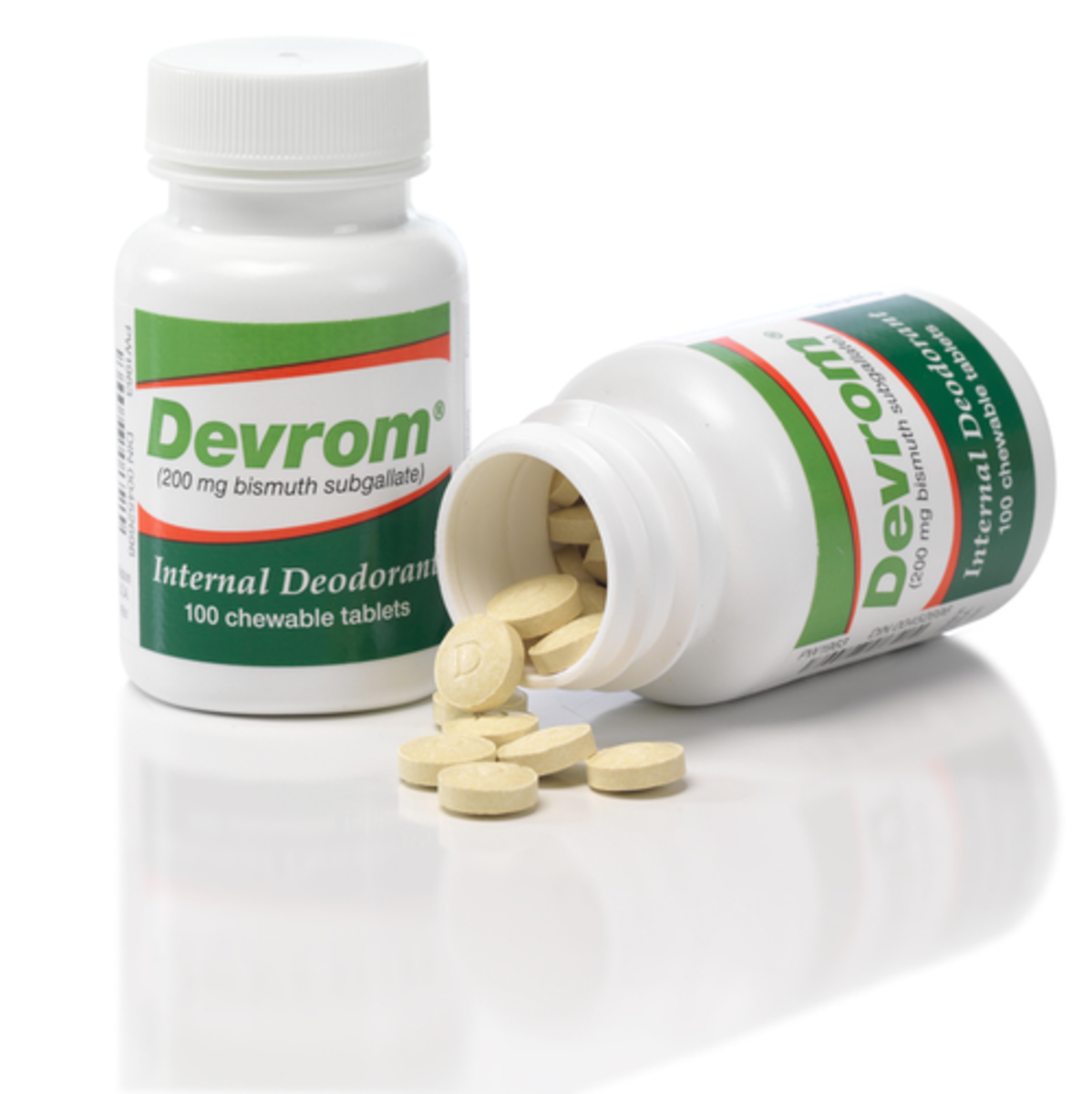 Devrom® Chewable Tablets