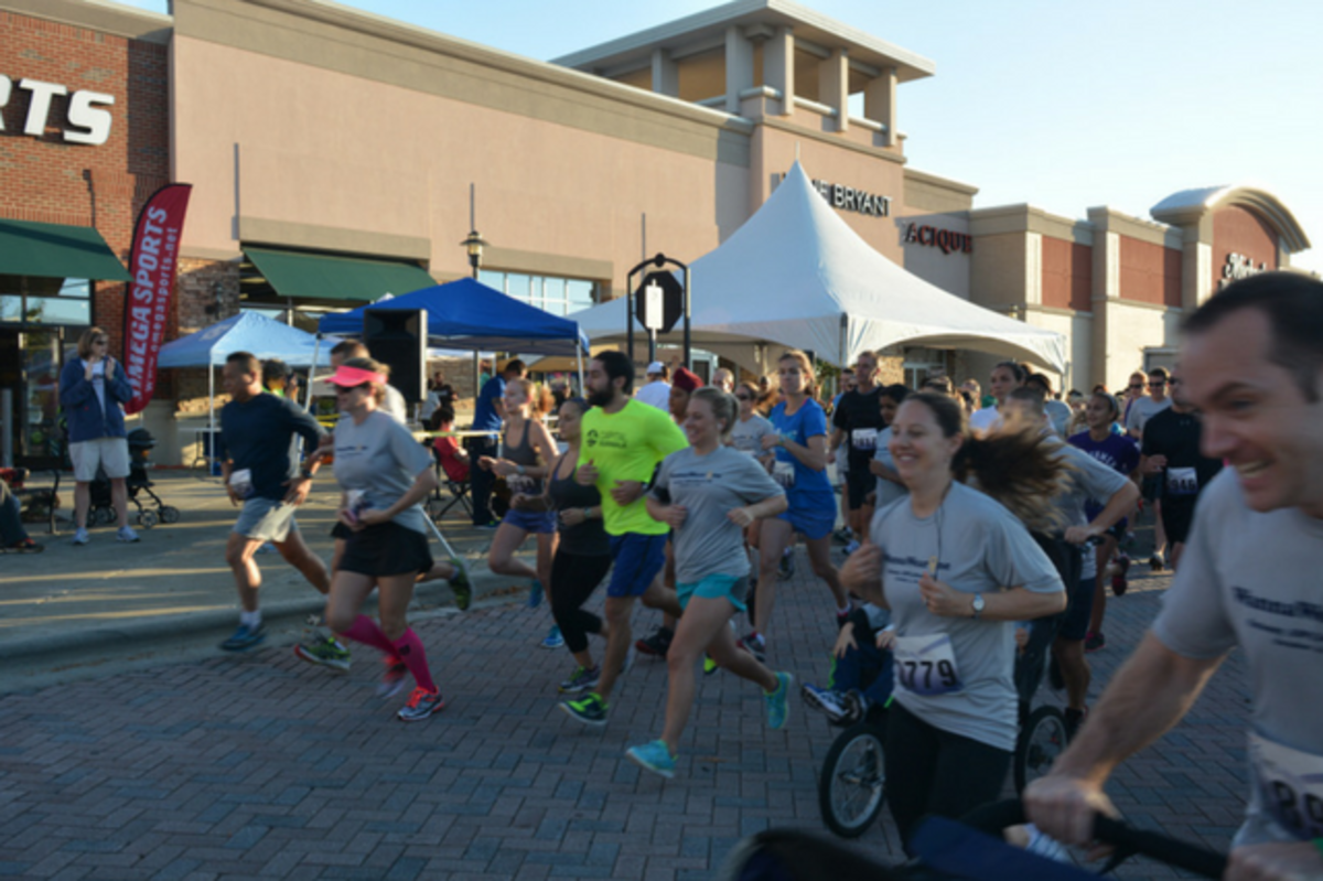 Run For Resilience Ostomy 5k in Durham, NC