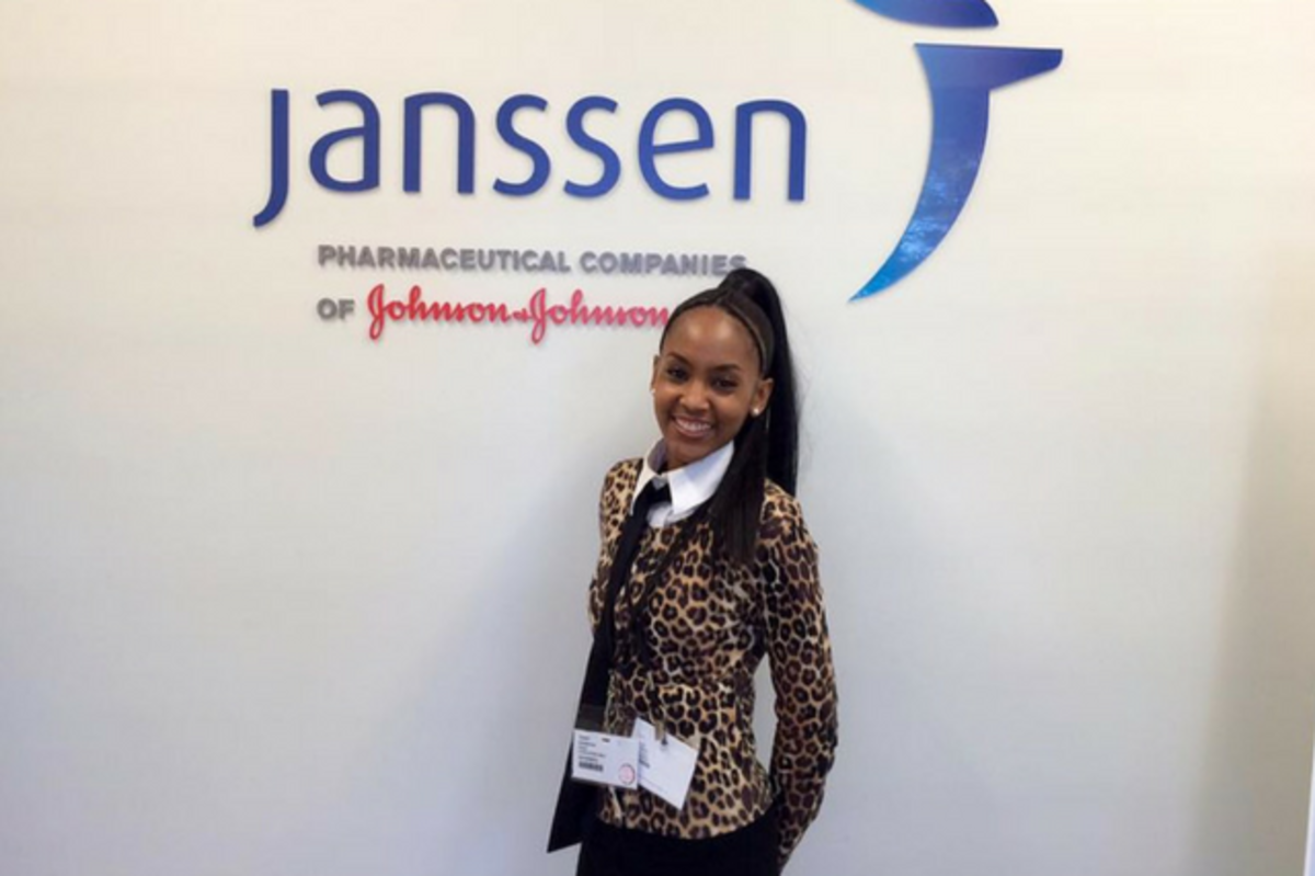 Gaylyn Henderson at Janssen Biotech, Inc.