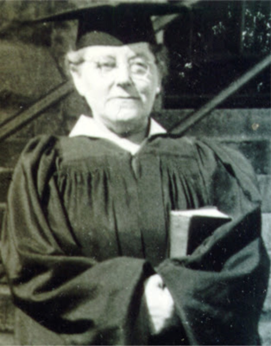 Grandma Mabel