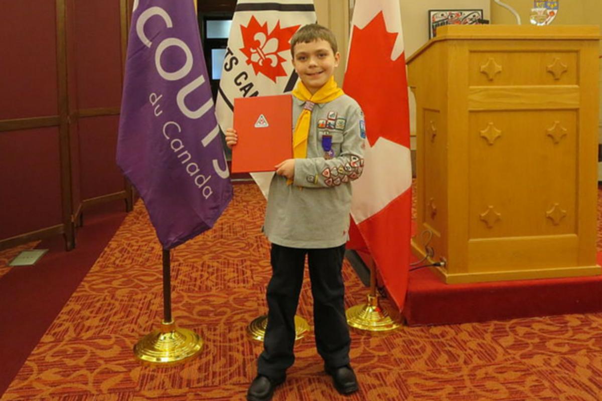 jacob ralston Scouts Canada