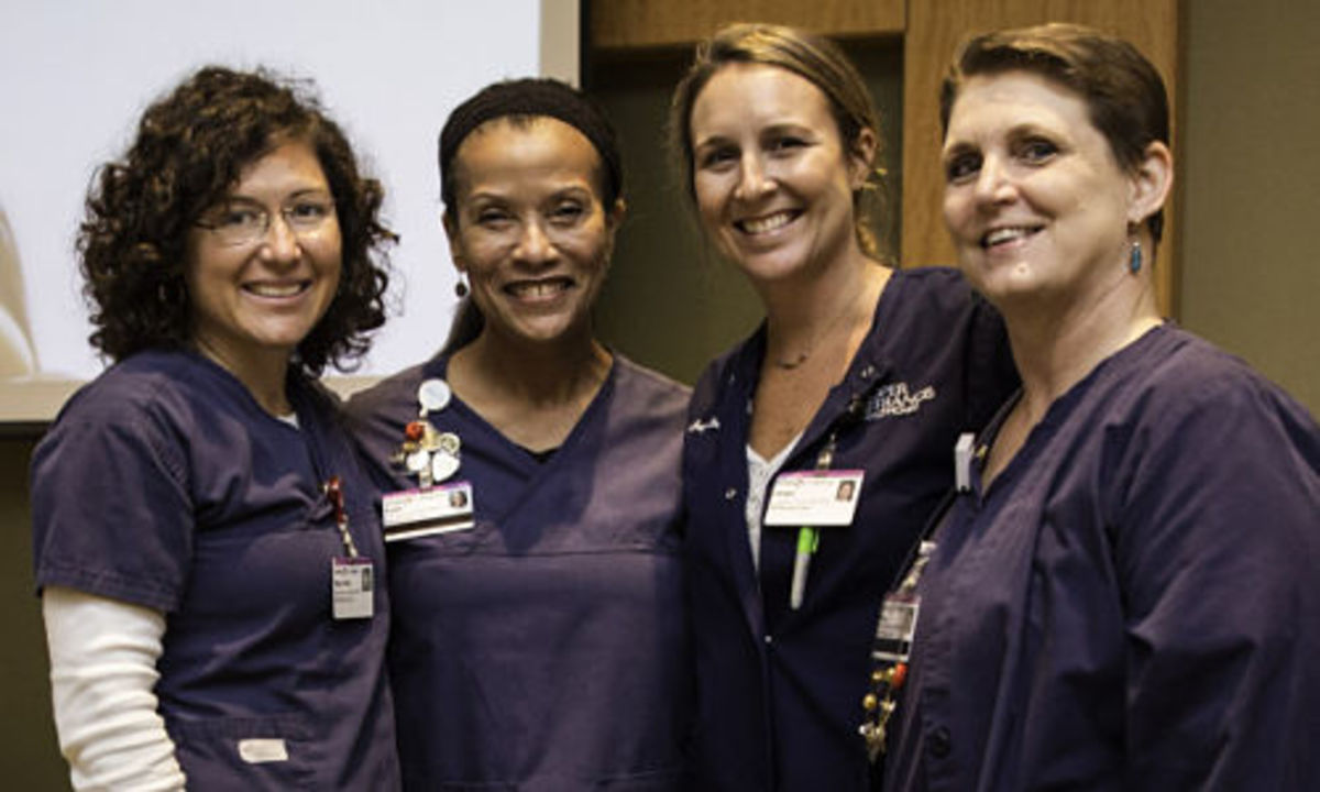 wound ostomy nurses