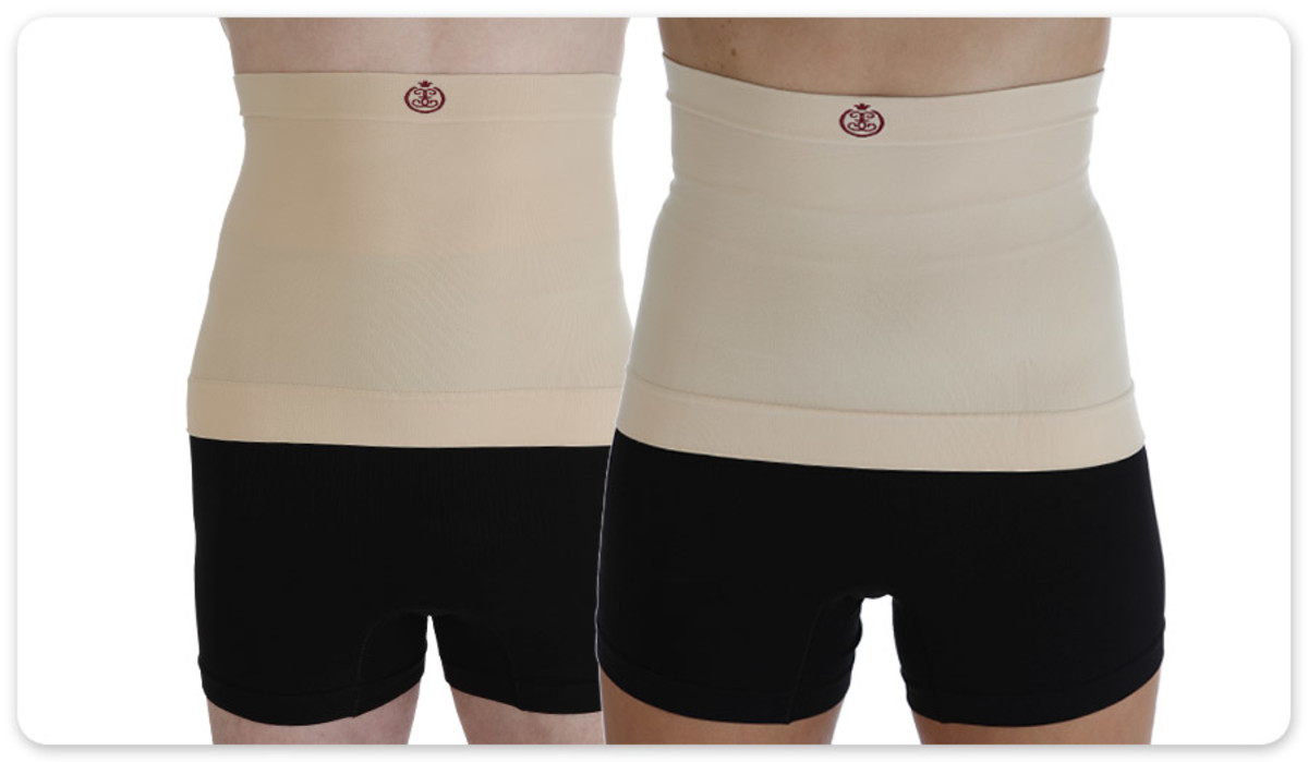 Comfizz 10″ Waistband (with silicone) Unisex Level 1