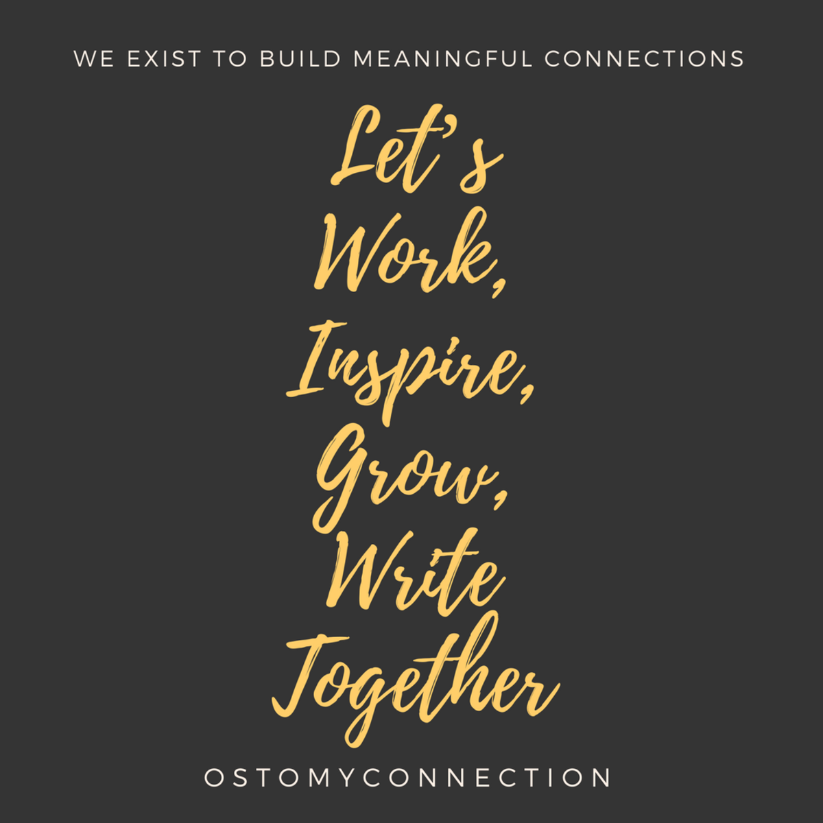 Write for OC graphic