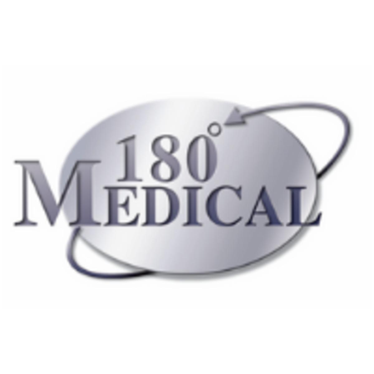 180 Medical logo