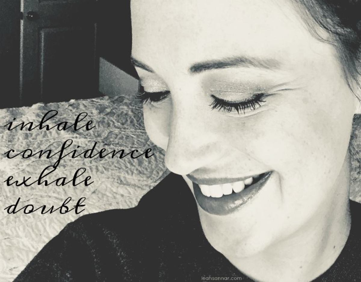 Leah Nikki smiling