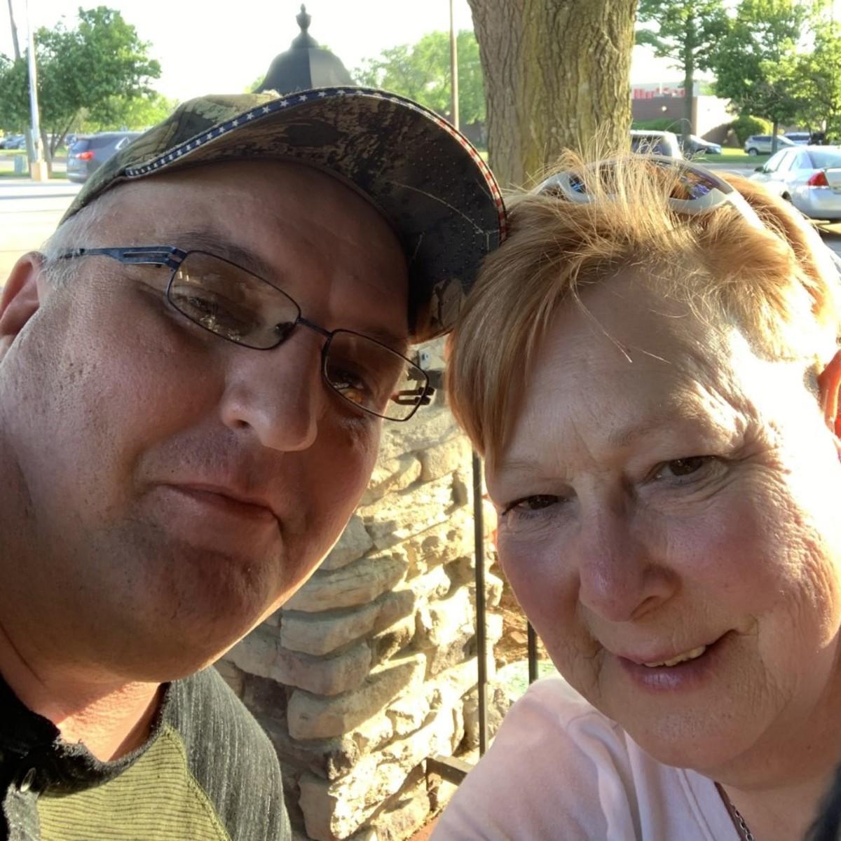 Jeff and Cindy Kamm