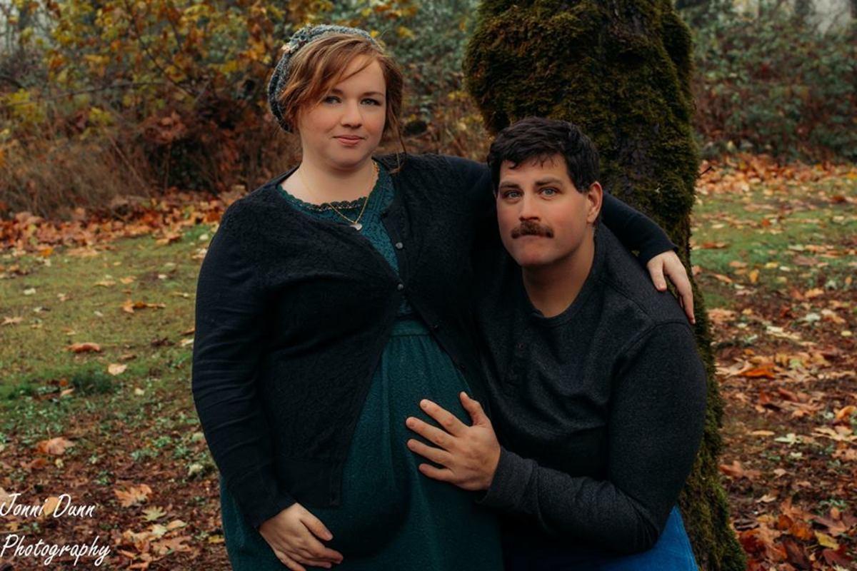 Roxanne and Chris Luckman