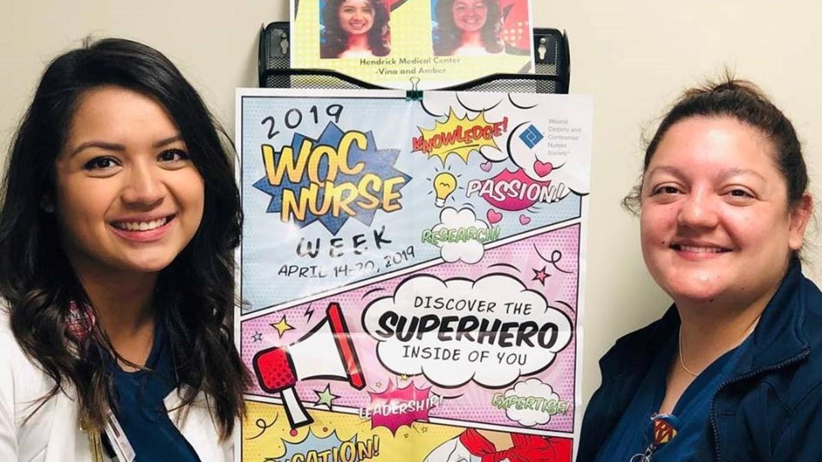 WOC Nurse Week 2019